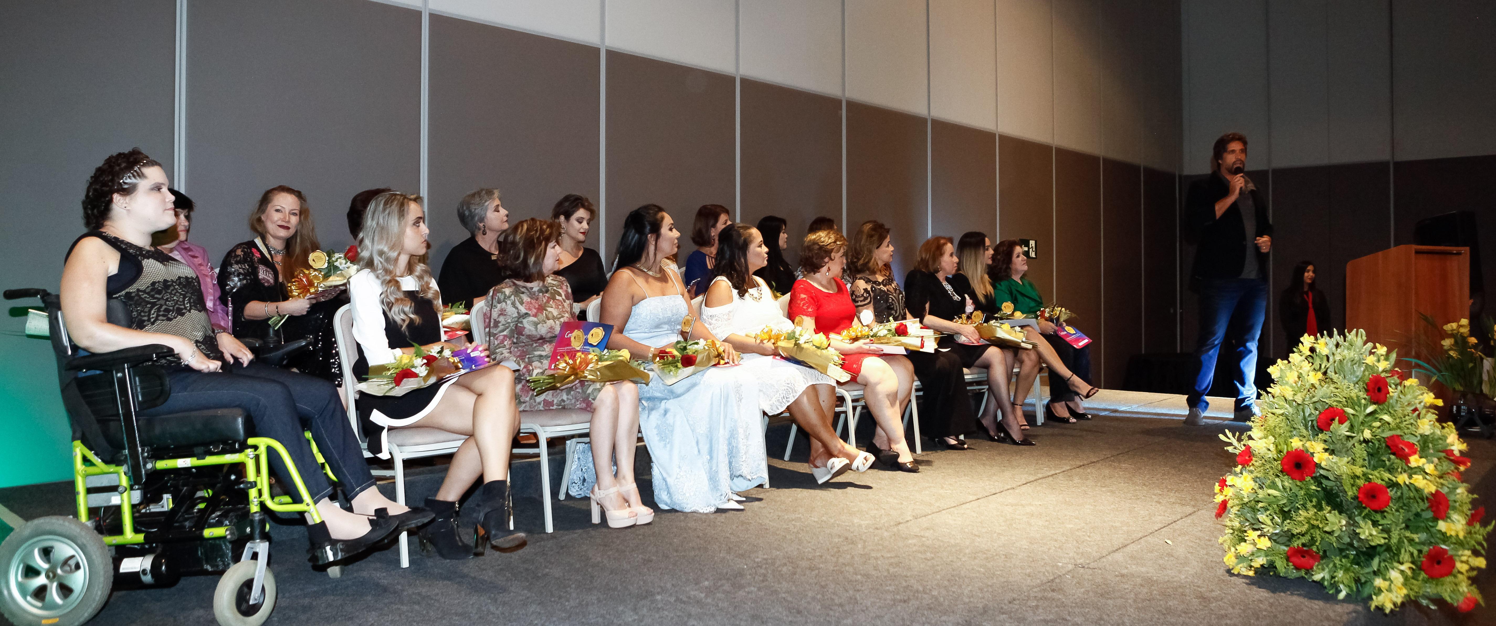 Prêmio Mulheres que Fazem História - Aciub Mulher - Foto Mauro M